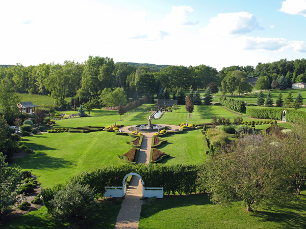 Tapper Gardens, Romeo Michigan