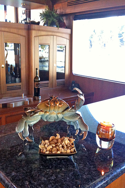 dungeness crab sculpture