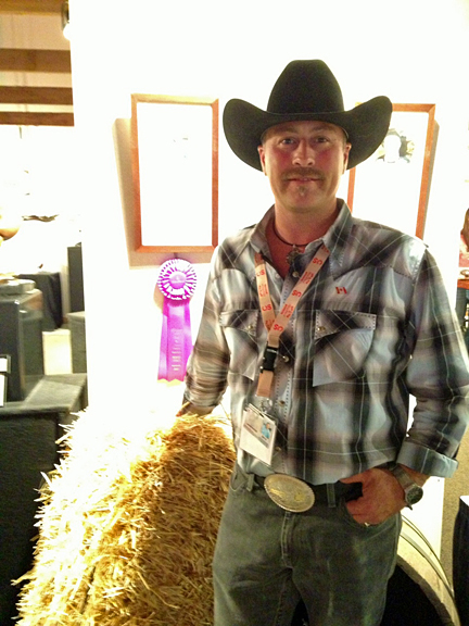 Jason wins Artists Choice Award